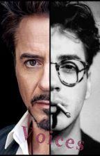 Voices//Tony Stark  by ughughughughughsigh