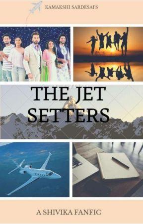 The Jet-Setters  by KamakshiSardesai