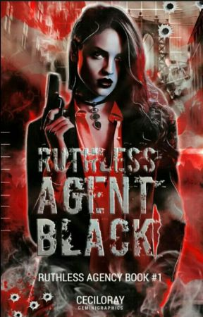 Ruthless Agent Black by ceciloray