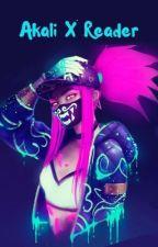Akalixreader  (girlxgirl)  by panda_code_red