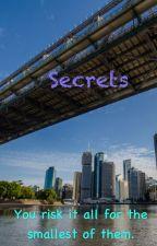 Secrets(X-Men, Avengers, Kickin' it Crossover) by Book_Lover0001