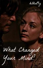 What Changed Your Mind? [Wattys 2017] by kitkat9g