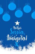 Sorria, amigo(a) X by TheYgor