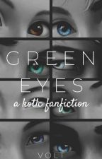 Green Eyes by _voltfire_