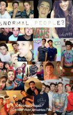 Normal people? (Nash Grier y tu) by jghv1999