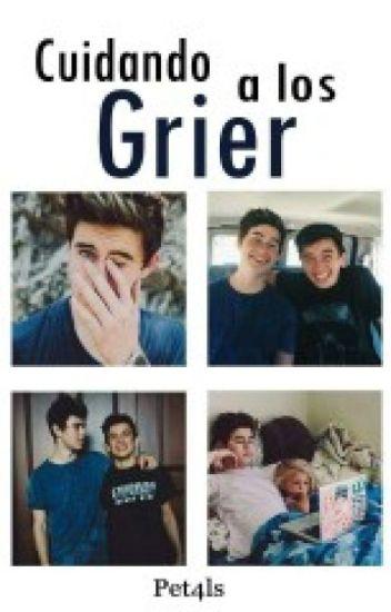 """""""Cuidando a los Grier""""《Nash Grier Fanfic》"""