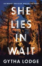 She Lies in Wait - CONTEST & EXTRACT by GythaLodge