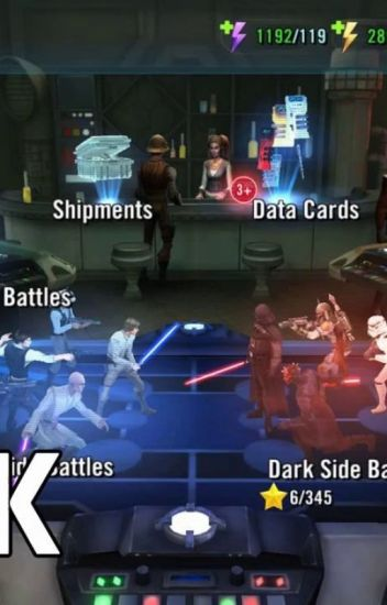 Star Wars: Galaxy of Heroes Hack APK - Unlimited Resources Android