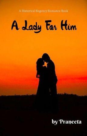 A Lady For Him by PeanutPeas