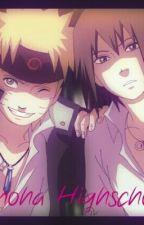 Die Konoha Schule Sasu×Naru by -Sasuke-