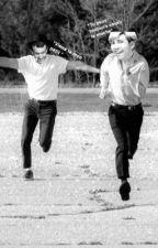 -Je t'aime!  -BALEK MOI NON! -Tu seras roi -Ok // Macrojoon by just_a_fan_of_kpop