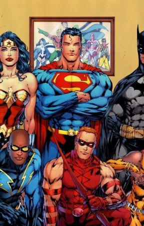 DC comics characters x Reader (Various) by Ellana-Ravenwood