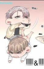 fanboy & robot idol (ျမန္မာ sub) by user39651458