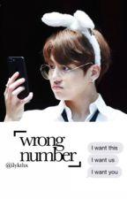 wrong number 》  jjk  by ilykthx
