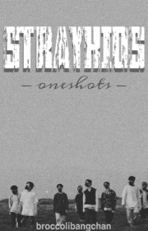 stray kids one shots. by broccolibangchan