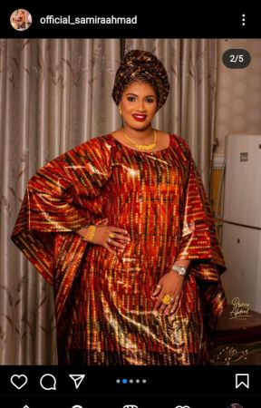 my life as kastina girl by ammatullah123