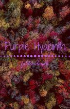 Purple Hyacinth by faldihidayah