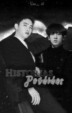 Historias Perdidas (Kyungsoo Harem) by Soo_It