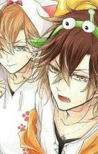Diabolik Lover Ship book 3!!!! by kanatosadist