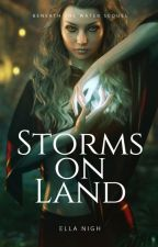 Storms on Land by EllaNigh