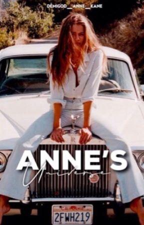 Anne's Universe - Meine OC's by demigod_anne_kane
