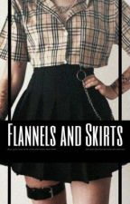 Flannels And Skirts  {L.S}  by PeachPoetry