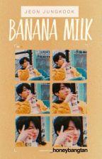 Banana Milk // J.JK by _honeybangtan