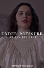 under pressure ♕ gwilym lee by jynstardust