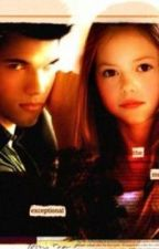 Jacob and renesmee by kayla_love30