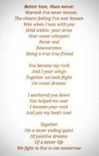 M Poetry  by uni_corn_bella