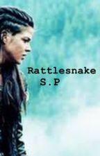 Rattlesnake - Sweet Pea by AlexGomezG