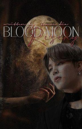 Blood Moon Rising | Jimin (Shifters Series #1) by tomoedia