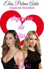 Agencia de Citas (CLEXA AU) by Elio_kin