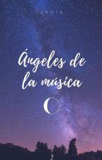 Ángeles de la música © by Cero18