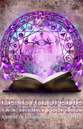 L'encyclopédie royale des Terres Peuplées by AloneButTogether