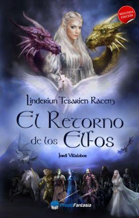 Linderiun Tesarien Racem: El retorno de los elfos by JordiVillalobos