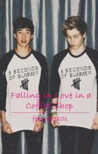 Falling In Love In A Coffee Shop (Luke Hemmings and Calum Hood Fanfic) by feelsof5sos