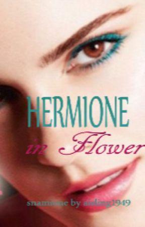 Hermione In Flower by Aisling1949
