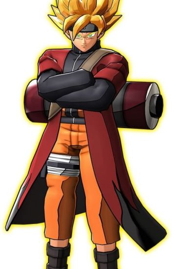Goku - Una Leyenda En El Mundo Ninja
