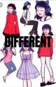 Different  by stroodledoodle12