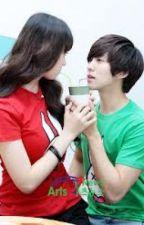 Married To My Crush by HeyNnaH_mE