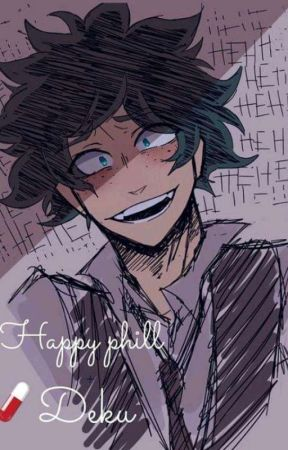 Happy pill -villain izuku- by Stranitryscrolling