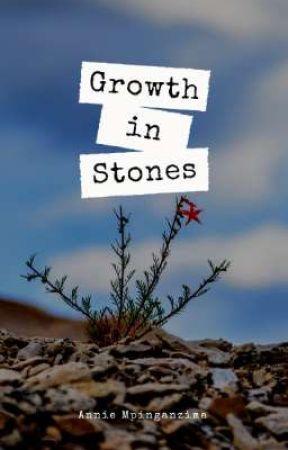 Growth in Stones by AnnieNduhuye
