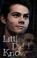 Stiles x Reader (Little Did I Know)  by FanFicPotatoGirl