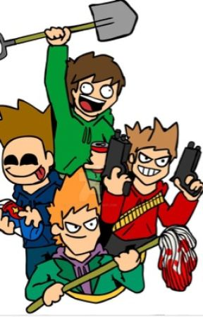Eddsworld x Reader - Red - Wattpad