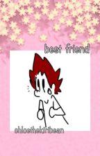 best friend_kirishima eijro x reader  by chloethelittlebean