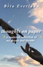 thoughts on paper by briaeverland