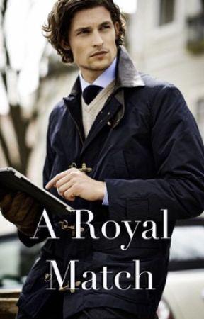 A Royal Match by Jacklyn_Reynolds