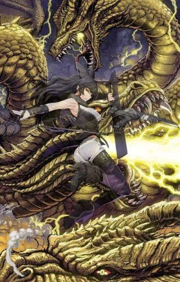 King Ghidorah and RWBY: hatred or love - Godzilla Reader