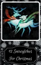 12 Snowglobes For Christmas by silvergreenroyalty